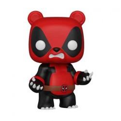 Figur Pop Marvel Deadpool Pandapool Limited Edition Funko Geneva Store Switzerland