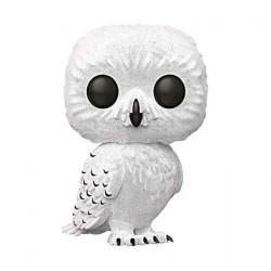 Figuren Pop Harry Potter Hedwig Flocked Limitierte Auflage Funko Genf Shop Schweiz