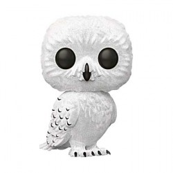 Figurine Pop Harry Potter Hedwig Flocked Edition Limitée Funko Boutique Geneve Suisse
