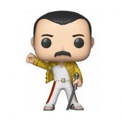 Figurine Pop Music Queen Freddie Mercury Wembley 1986 Funko Boutique Geneve Suisse