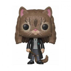 Figurine Pop Harry Potter Hermione as Cat Funko Boutique Geneve Suisse
