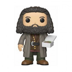 Figurine Pop Harry Potter 15 cm Hagrid with Cake Funko Boutique Geneve Suisse