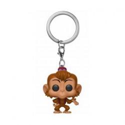 Figurine Pop Pocket Porte Clés Disney Aladdin Abu Funko Boutique Geneve Suisse