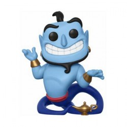Figurine Pop Disney Aladdin Genie with Lamp Funko Boutique Geneve Suisse