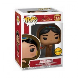 Figurine Pop Disney Aladdin Jasmine in Disguise Edition Limitée Chase Funko Boutique Geneve Suisse