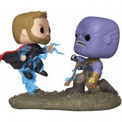 Figurine Pop Movie Moments Marvel Avengers Infinity War Thor vs Thanos Funko Boutique Geneve Suisse