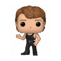Figurine Pop Movies Dirty Dancing Johnny (Patrick Swayze) Funko Boutique Geneve Suisse