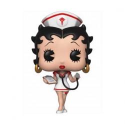 Figurine Pop Cartoons Betty Boop Nurse Funko Boutique Geneve Suisse