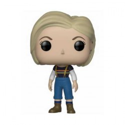Figurine Pop Doctor Who 13th Doctor without Coat Funko Boutique Geneve Suisse