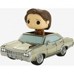 Figurine Pop Supernatural Baby Damaged with Sam Chase Edition Limitée Funko Boutique Geneve Suisse
