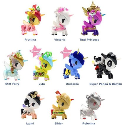 Toys Unicorno Series 7 By Tokidoki Tokidoki Swizerland