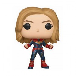 Figurine Pop Captain Marvel Funko Boutique Geneve Suisse