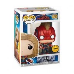 Figurine Pop Captain Marvel Edition Limitée Chase Funko Boutique Geneve Suisse