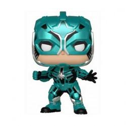 Figurine Pop Marvel Captain Marvel Star Commander Funko Boutique Geneve Suisse
