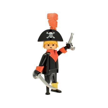 Figur Playmobil Nostalgia Pirate 25 cm Plastoy Geneva Store Switzerland