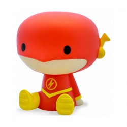 Figurine Tirelire DC Comics Chibi Flash Plastoy Boutique Geneve Suisse