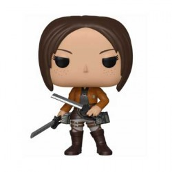 Figur Pop Anime Attack on Titan 3rd Season Ymir Funko Geneva Store Switzerland