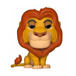 Figurine Pop Disney Lion King Mufasa Funko Boutique Geneve Suisse