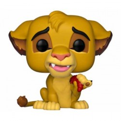 Figuren Pop Disney Lion King Simba Funko Genf Shop Schweiz