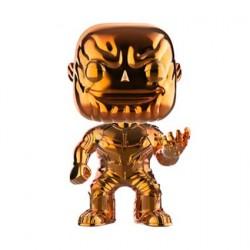 Figur Pop Avengers Infinity War Thanos Orange Chrome Limited Edition Funko Geneva Store Switzerland