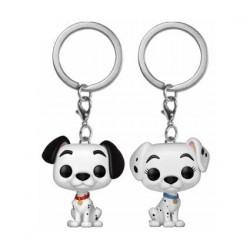 Figurine Pop Pocket Disney 101 Dalmatians Pongo & Perdita Funko Boutique Geneve Suisse