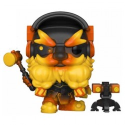 Figurine Pop Games Overwatch Molten Core Torbjorn Edition Limitée Funko Boutique Geneve Suisse