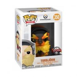 Figurine Pop Games Overwatch Molten Core Torbjorn Edition Limitée Funko Boutique Geneve Suisse