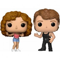 Pop Movies Dirty Dancing Johnny and Baby 2-Pack Limited Edition