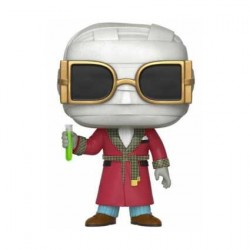 Figurine Pop Movies Universal Monsters Invisible Man Edition Limitée Funko Boutique Geneve Suisse