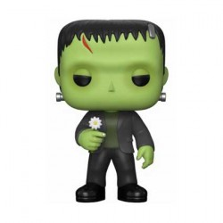 Figurine Pop Movies Universal Monsters Frankensteins Monster with Flower Edition Limitée Funko Boutique Geneve Suisse