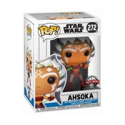 Figurine Pop Star Wars Clone Wars Ahsoka in Classic Outfit Edition Limitée Funko Boutique Geneve Suisse