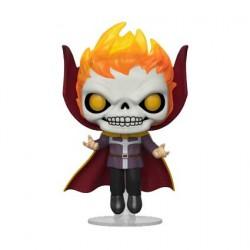 Figuren Pop Marvel Comics Dr. Strange as Ghost Rider (Rare) Funko Genf Shop Schweiz
