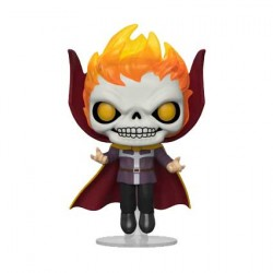 Figurine Pop Marvel Comics Dr. Strange as Ghost Rider (Rare) Funko Boutique Geneve Suisse