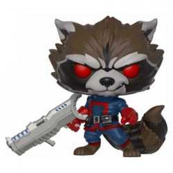 Figurine Pop Marvel GotG Comic Classic Rocket Raccoon Edition Limitée Funko Boutique Geneve Suisse