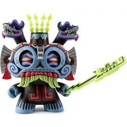 Figuren Kidrobot Dunny Tlaloc 20 cm von Jesse Hernandez Kidrobot Genf Shop Schweiz