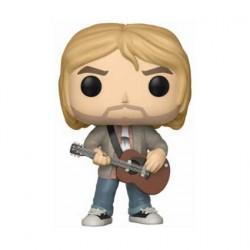 Figuren Pop Rocks Kurt Cobain with Sweater Limitierte Auflage Funko Genf Shop Schweiz