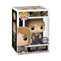 Figuren Pop Rocks Kurt Cobain MTV Unplugged Limitierte Auflage Funko Genf Shop Schweiz