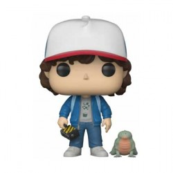 Figur Pop TV Stranger Things Dustin with Baby Dart Limited Edition Funko Geneva Store Switzerland