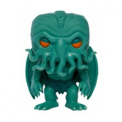 Figurine Pop Horror Cthulhu Neon Green Cthulhu Edition Limitée Funko Boutique Geneve Suisse