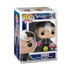 Figurine Pop Anime Voltron Shiro Regular Clothes Phosphorescent Edition Limitée Funko Boutique Geneve Suisse