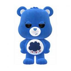 Figur Pop Flocked Care Bears Grumpy Bear Limited Edition Funko Geneva Store Switzerland