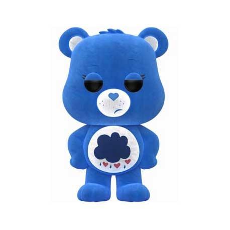 Figuren Pop Care Bears Flocked Grumpy Bear Limitierte Auflage Funko Genf Shop Schweiz