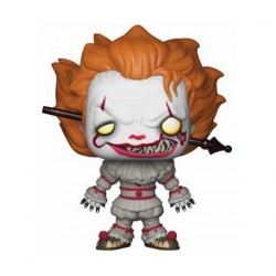 Pop Horror IT Pennywise with Wrought Iron Limitierte Auflage