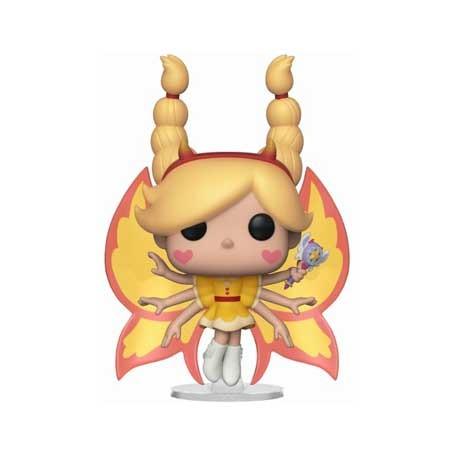 Figuren Pop Disney Star vs FOE Star in Butterfly Form Limitierte Auflage Funko Genf Shop Schweiz