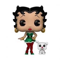 Figur Pop Betty Boop in Elf Dress Funko Exclusive Limited Edition Funko Geneva Store Switzerland