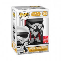 Figur Pop SDCC 2018 Star Wars Solo Patrol Stormtroope Limited Edition Funko Geneva Store Switzerland
