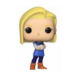 Figurine Pop Anime Dragon Ball Z Android 18 Funko Boutique Geneve Suisse