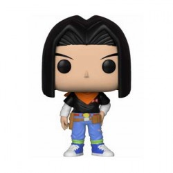 Figurine Pop Anime Dragon Ball Z Android 17 Funko Boutique Geneve Suisse