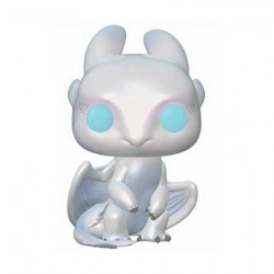 Figurine Pop Movies How to train your Dragon 3 Light Fury Funko Boutique Geneve Suisse