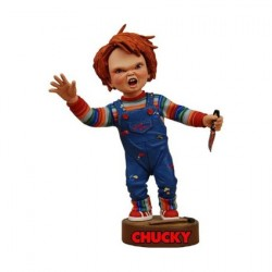 Figurine Chucky avec Couteau Head Knocker Neca Boutique Geneve Suisse